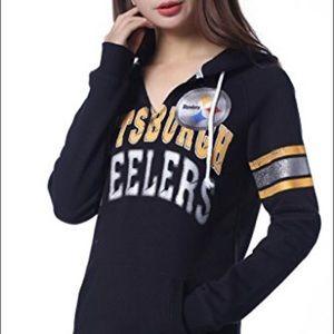 💛VS-PINK Steelers Hoodie🖤